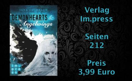 Rezension | Demonhearts & Angelwings von Jana Goldbach