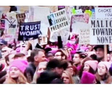 Weltweite Massendemos gegen Trump