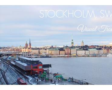 TRAVEL  | 5 Orte die du im Winter in Stockholm gesehen haben solltest