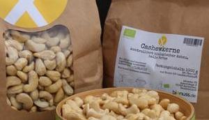 Cashews bionuss.de #Produkttest