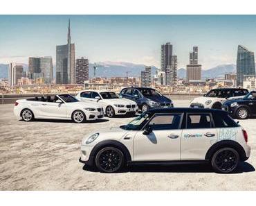Carsharing-Boom: Anbieter Car2Go und DriveNow stark gewachsen