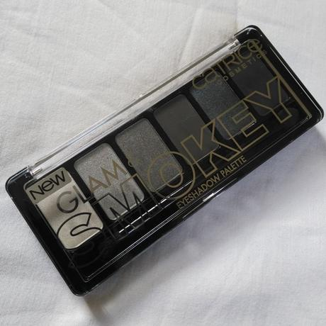 Catrice Glam & Smokey Eyeshadow Palette 010 Never Grey Up :)