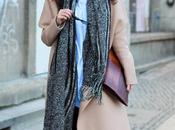 Fashion Week Berlin Outfit Wrap Coat Leather Pants