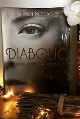 (Rezension) Diabolic - S.J. Kincaid