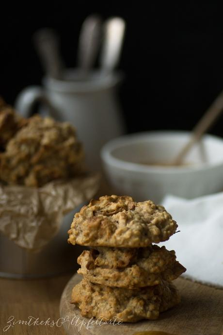 Gesunde Apple Pie Cookies