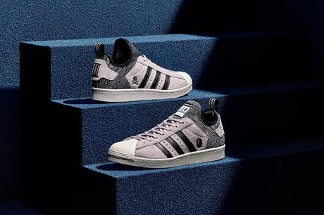 adidas Originals Superstar BOOST x BAPE x NEIGHBORHOOD