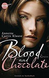 Rezension - Annette Curtis Klause - Blood and Chocolate
