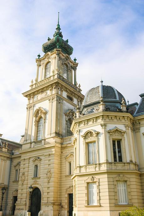 Ungarn: Das Schloss Feštetićs in Keszthely