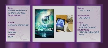 Rezension: Secret Elements - Im Bann der See