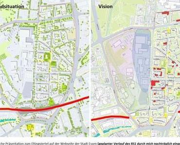 INFO: Baustopp des Radschnellwegs Ruhr RS1 in Essen – Die Fakten!