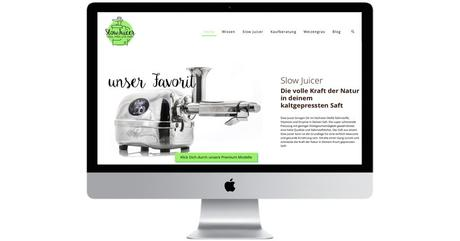 Slow Juicer im Test