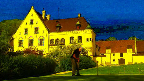 from south to north – der Natürliche: Golfclub Schloss Klingenburg