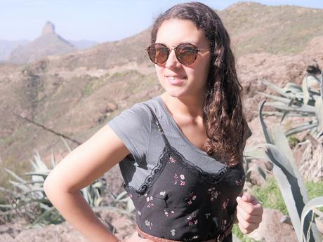 Gran Canaria: Sommeroutfits im Winter #3