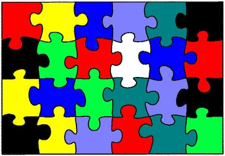 Kuriose-Feiertage - 29. Januar - Tag des Puzzles - National Puzzle Day (c) 2013 Sven Giese