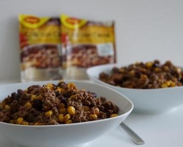 """Biancas Blog kocht: Chili Con Carne von und mit Maggi - oder: """"gutes Chili Con Carne ohne Kochkünste zubereiten"""""""