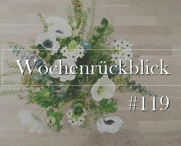 Wochenrückblick #119