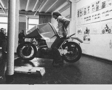 Samurai Carbon Fiber Motorcycle Concept