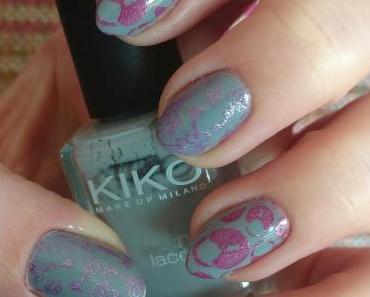 [Nails] Lacke in Farbe ... und bunt! GRAU mit KIKO nail lacquer 328 Gray