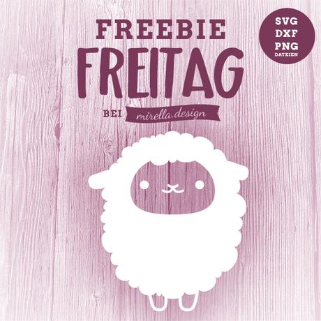 Freebie Freitag kleines Schäfchen