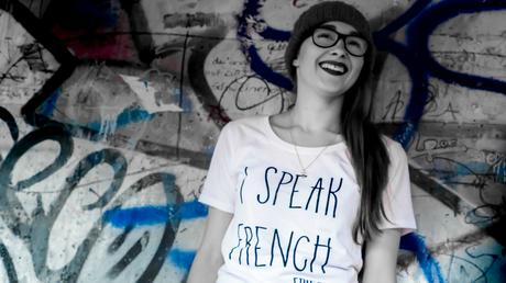 "[OOTD] ""I speak french fries"" 