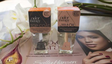 Sally Hansen // Color Therapy