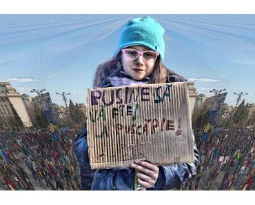 Ein rumänischer Vater erklärt seinem Sohn, warum das Land so korrupt ist und warum das geändert werden muss