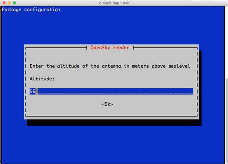 Raspberry Pi: Flugdaten mit DUMP1090 an OpenSkyNetwork senden