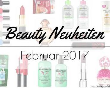 Beauty Neuheiten Februar 2017 – Preview