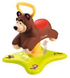 Mascha Hoppelbär, ein Bär  der mitwächst