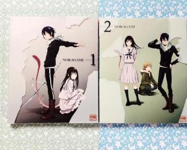 Anime Review: Noragami von Mia
