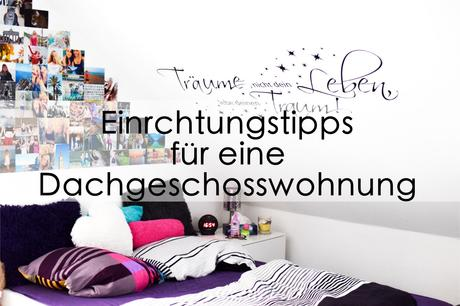 einrichtungstipps f r dachgeschosswohnungen. Black Bedroom Furniture Sets. Home Design Ideas