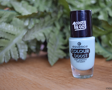 essence Colour Boost Nagellack – 06 instant happiness