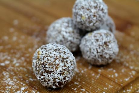 Clean Eating - Power Balls