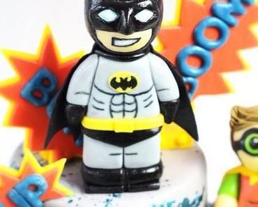 BATMAN LEGO - ein Figurentutorial