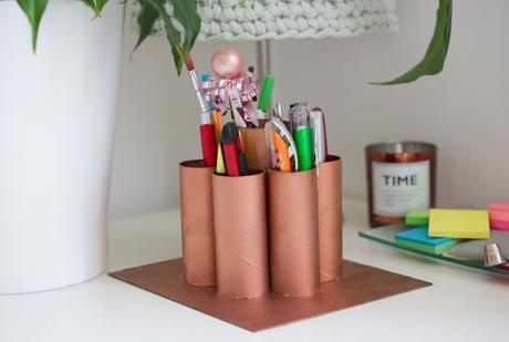 DIY Stifthalter