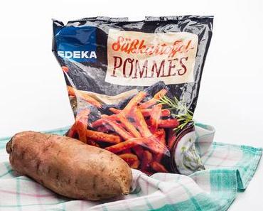 Edeka Süßkartoffelpommes vs. Selbstgemachte