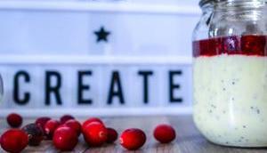 Bake Roots Create [Blogevent] Knuspermohnpudding