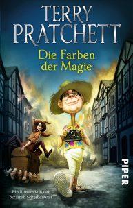 Die Farben der Magie von Terry Pratchett