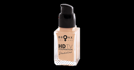 BRONX COLORS Studioline HD TV Foundation Nude