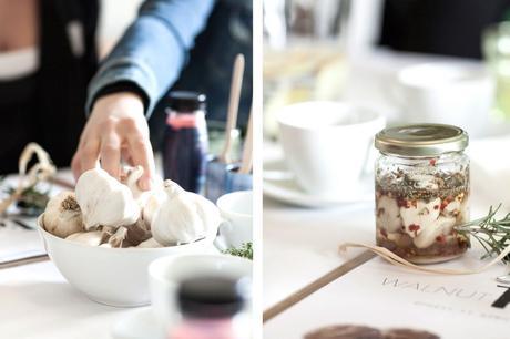 Viele Gründe warum wir alle mehr Knoblauch essen sollten und ein Rezept für eingelegte Knoblauchzehen