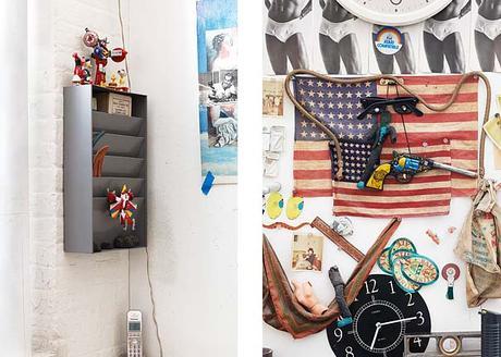 "Moritz Partenheimer: New York – American Dream (Fotos: ""Westbeth, Emil Mare I"" und ""Westbeth, Emil Mare"", New York, 2014, © Moritz Partenheimer)"