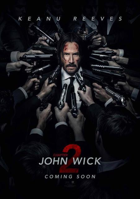 Review: JOHN WICK: KAPITEL 2 - Der grimmige Profikiller ist böse wie eh und je