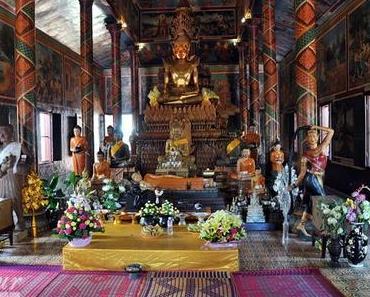 Berühmteste Pagoden in Kambodscha