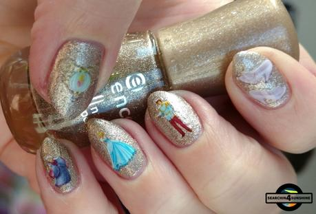 [Nails] #nailsreloadedchallenge - Runde 2: Disney mit essence 44 on air!
