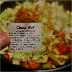 """""""BlumenkohlReis"""" … chinesisch"""