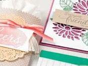 Neue Stampin Sale Bration Produkte- Runde