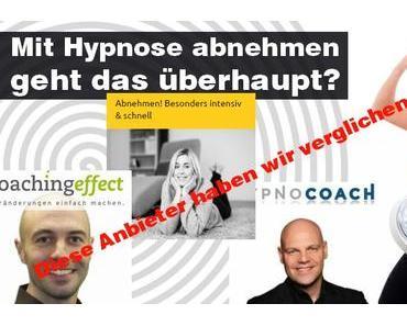 Mit Hypnose abnehmen – geht das überhaupt?