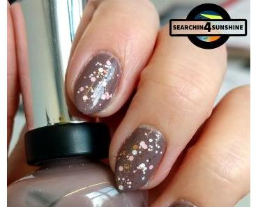 [Nails] Lacke in Farbe ... und bunt!  TAUPE mit Sally Hansen 370 Commander in Chic