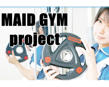Maid Café war gestern – Maid Sportstudio eröffnet in Akihabara