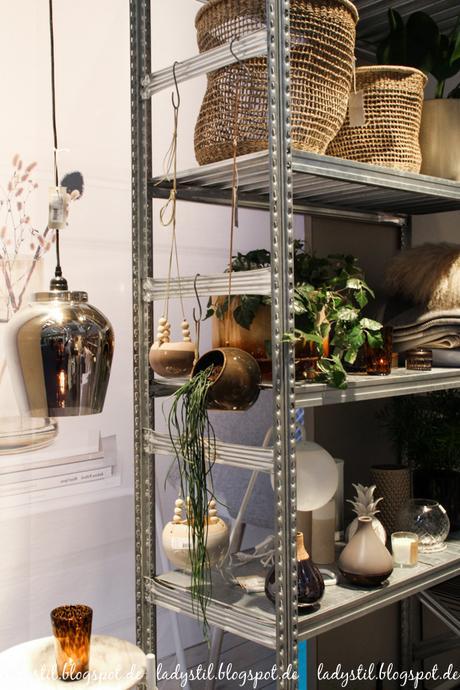 Ambiente 2017 Messeeindrücke Au Maison Bloomingville und Broste Copenhagen Boho Elemente Interior Accessoires